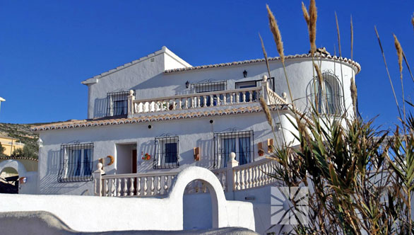 villa model menorca