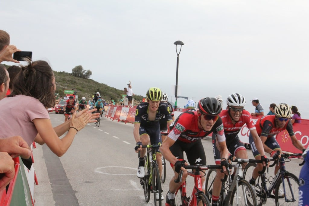 """Enjoy once again the 9th stage of """"La Vuelta"""" Spanish Cycling Tour 2017"""