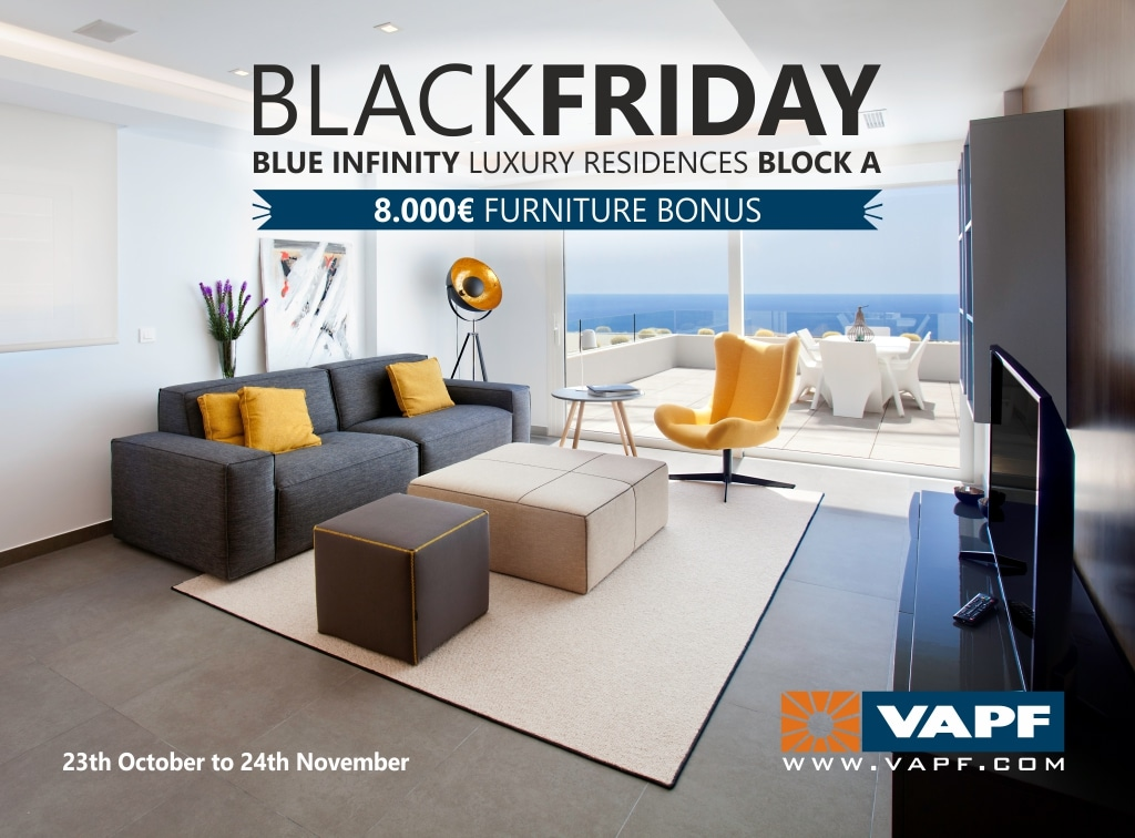 Grupo VAPF Black Friday 2017 Sale