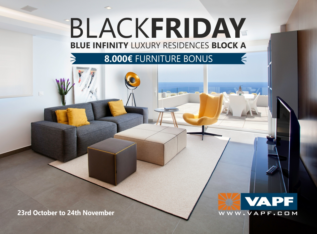 Lasts days of the Grupo VAPF's Black Friday Sale 2017