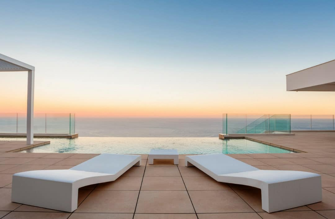 Cumbre del Sol: luxury houses for relaxation and privacy