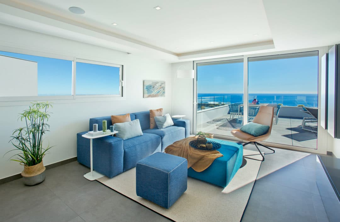 27 families have already discovered our Blue Infinity luxury apartments on the Costa Blanca