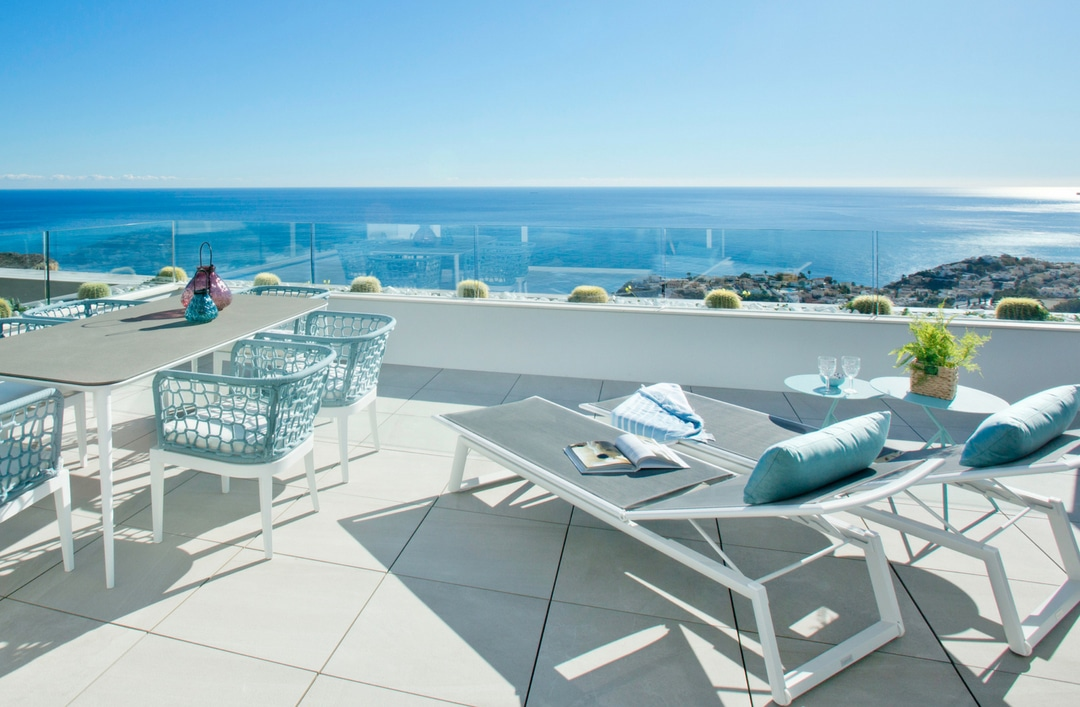 Cumbre del Sol, exclusivity on the Mediterranean coast