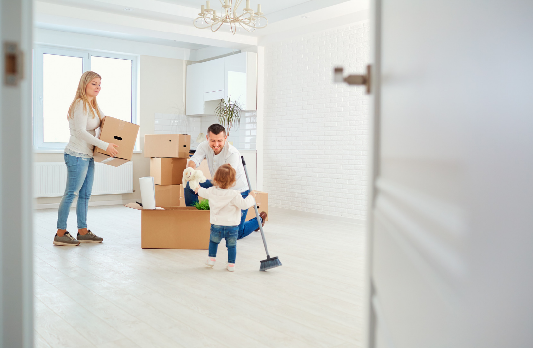7 tips to help with the move into your new VAPF home