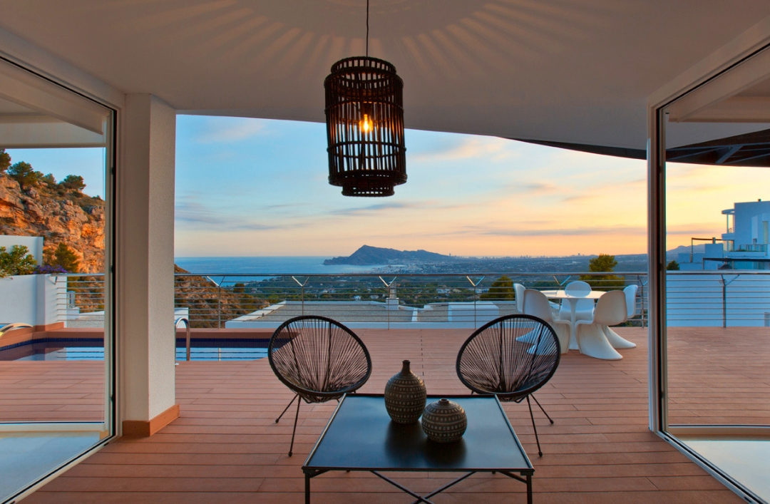Stylish homes on the Costa Blanca