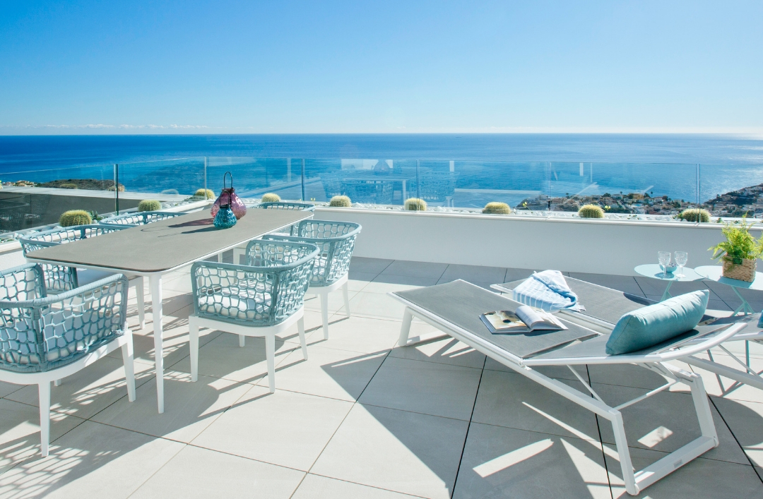 Fall in love with your new home on the Costa Blanca