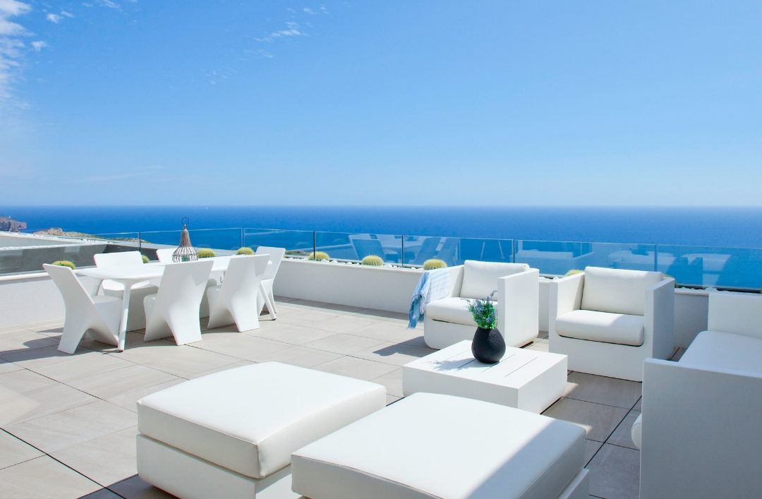 Discover everything that our luxury Blue Infinity apartments have to offer
