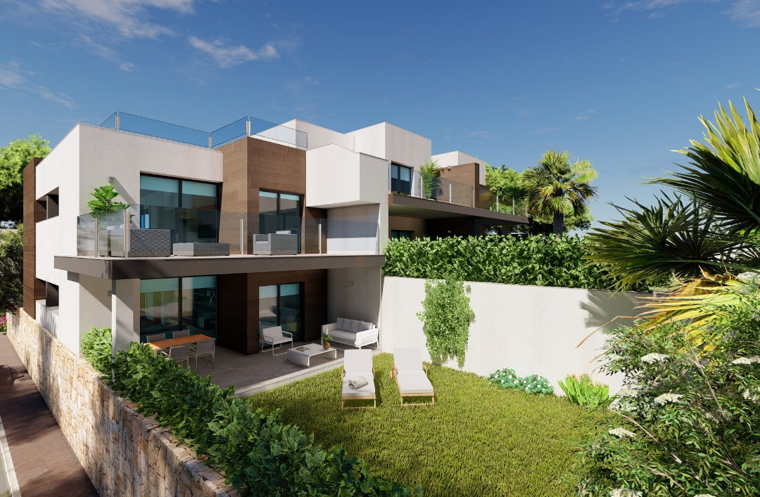 Our new Montecala Gardens apartments are waiting for you!
