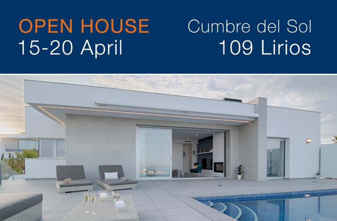 Come join us for our Open House and discover your new home on the Costa Blanca