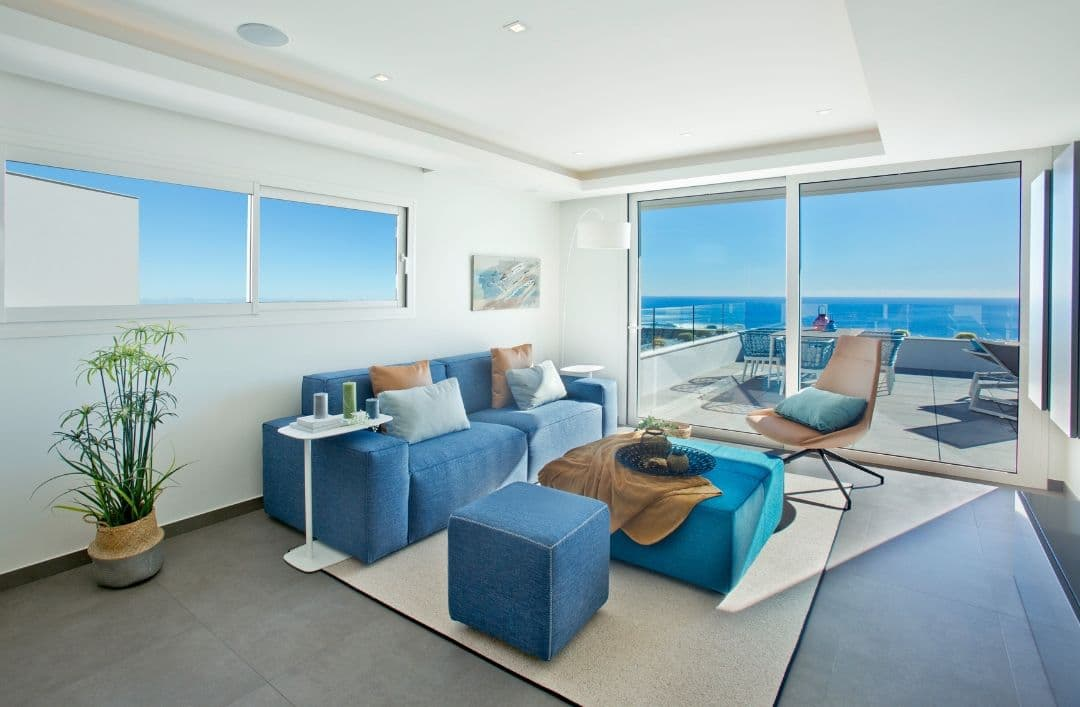 Your new life awaits you in an apartment by the sea