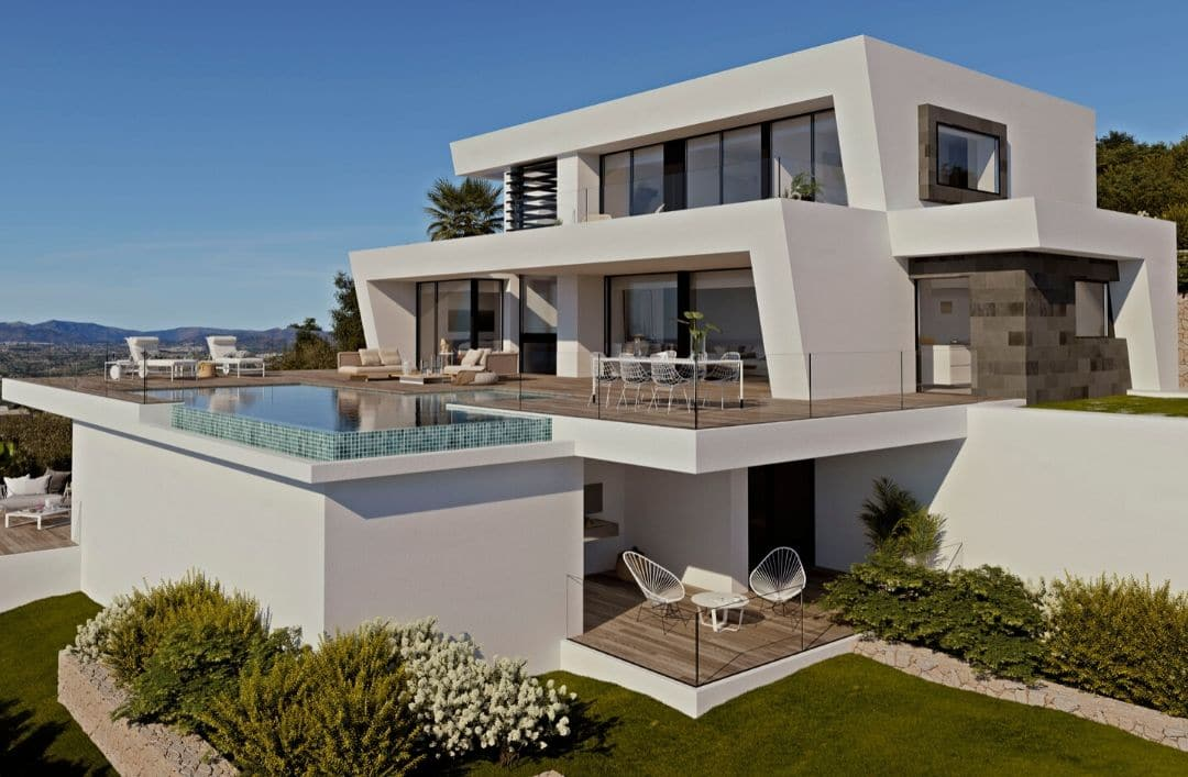 Discover our Jazmines Villas (V): Villa Galera Model
