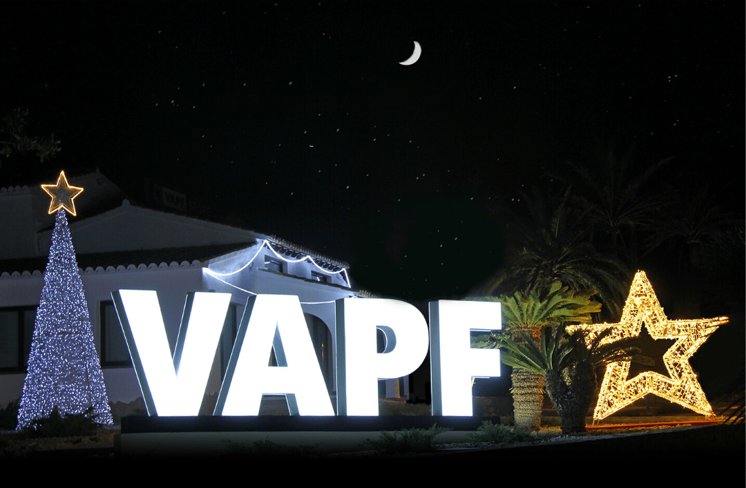 Happy Holidays from VAPF Group!