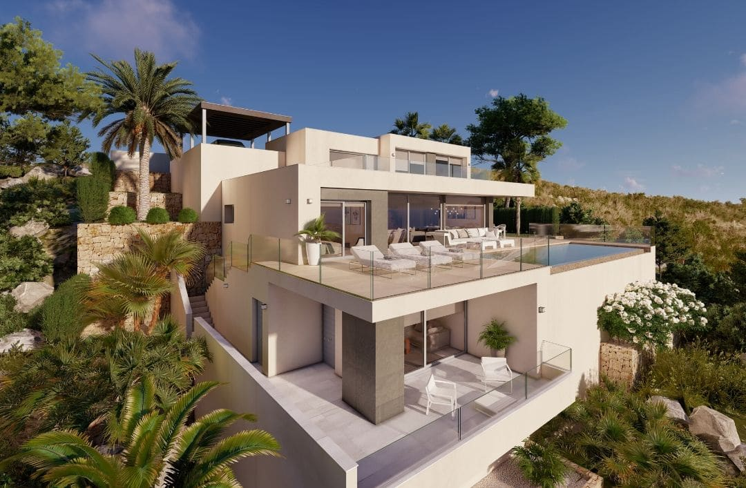Discover our Jazmines Villas (VI): Villa Vigía Model