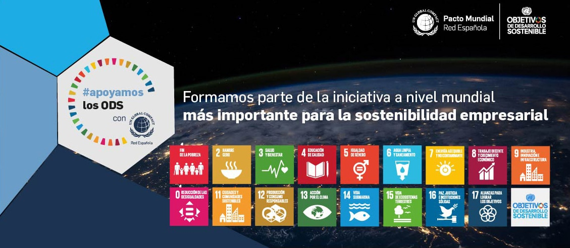 VAPF Group Joins The #WeSupportTheSDGs Campaign Promoted By The Spanish Global Compact Network
