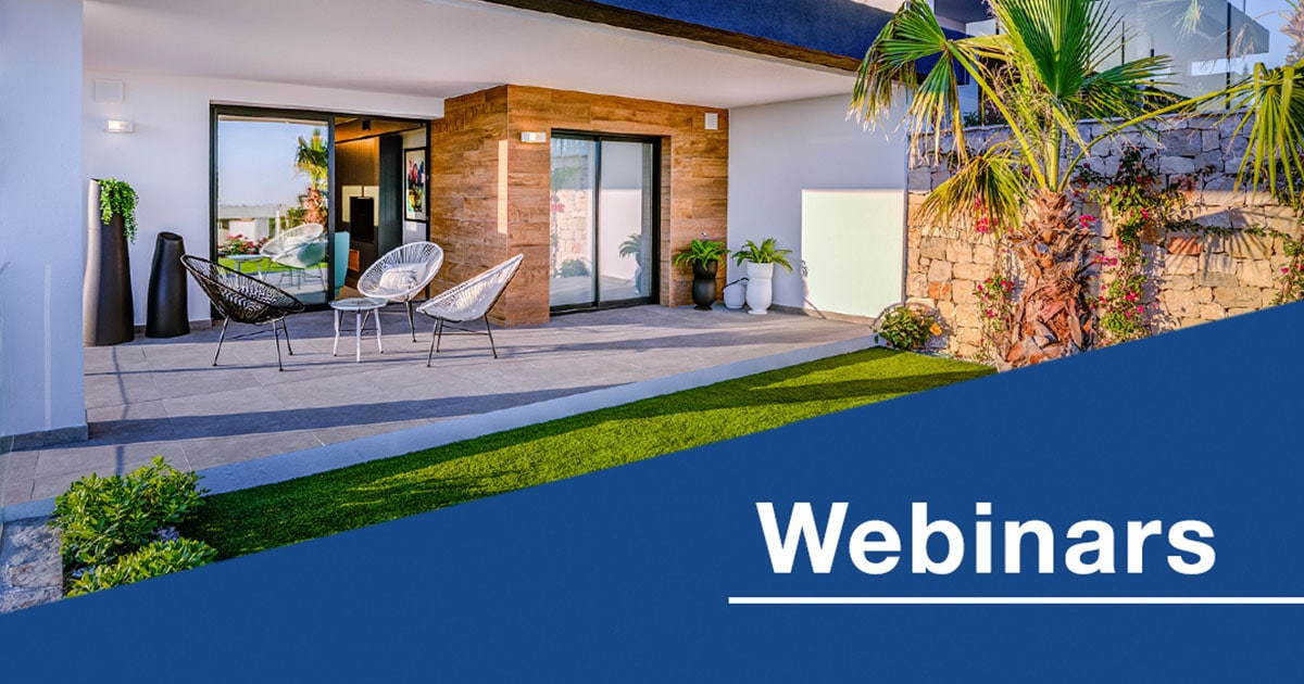 Webinars: VAPF Invites You To Discover Your New Home