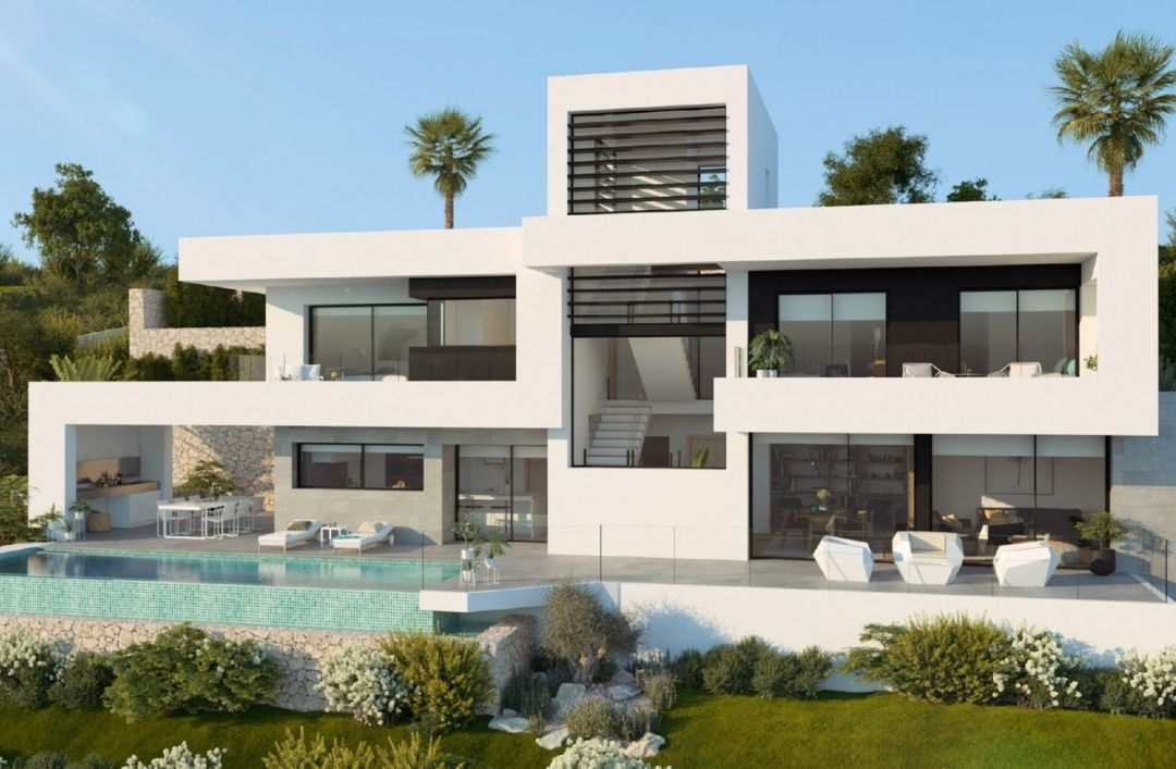 New development in Altea: Azure Altea Homes 2