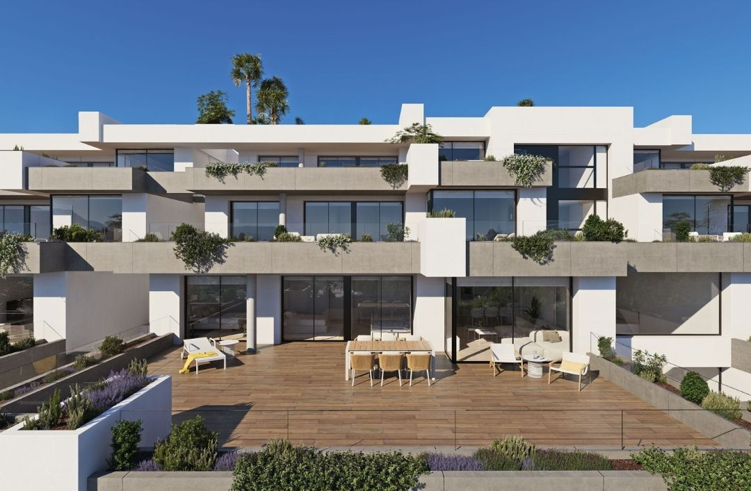 Golf Suites La Sella: Apartments for Sale