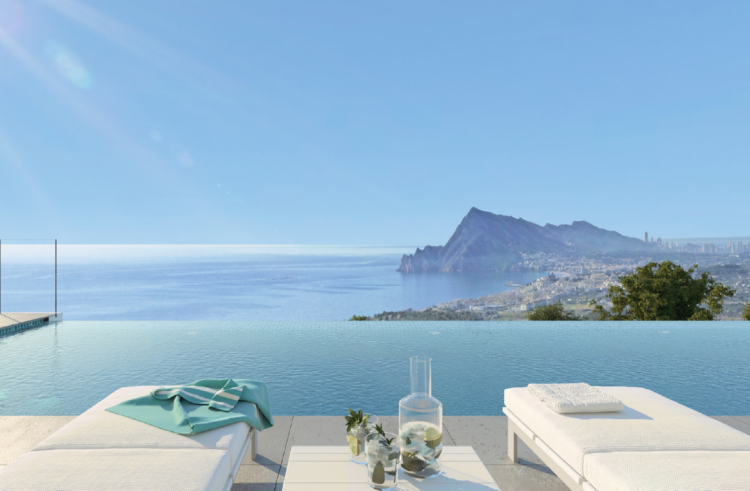 Your new home awaits you in Altea
