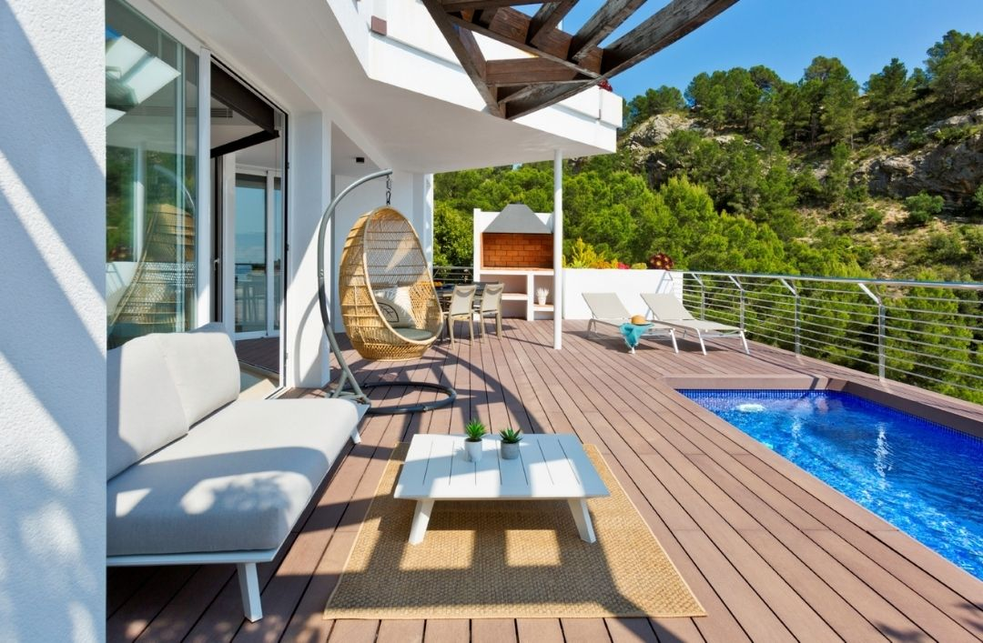 Blanc Altea Homes: furnished villas all ready to move in