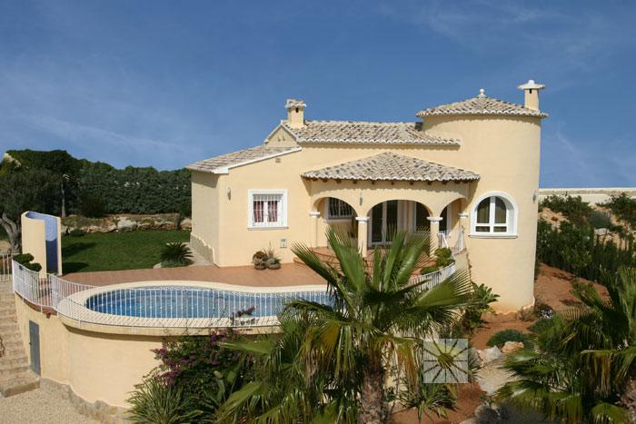 Villa PALERMO, House for Sale in  Cumbre del Sol. Ref: 12.943