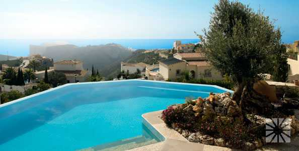 Der Pool Luxus-Villa Canter�a