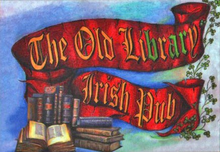�The Old Library� Irish pub in the Lirios Shopping Centre in Benitachell